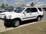 2006 Taffeta White Honda CR-V EX #47831533