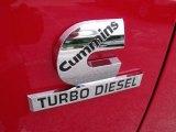 2010 Dodge Ram 3500 SLT Crew Cab 4x4 Marks and Logos