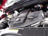 2010 Dodge Ram 3500 SLT Crew Cab 4x4 6.7 Liter OHV 24-Valve Cummins Turbo-Diesel Inline 6 Cylinder Engine