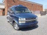2002 Medium Cadet Blue Metallic Chevrolet Astro LS #47831560