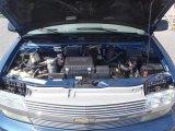 2002 Chevrolet Astro LS 4.3 Liter OHV 12-Valve V6 Engine