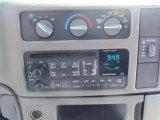 2002 Chevrolet Astro LS Controls