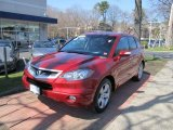 2008 Moroccan Red Pearl Acura RDX  #47858660