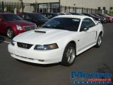 2002 Oxford White Ford Mustang GT Convertible #4765580
