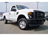 2008 Ford F250 Super Duty XL Regular Cab 4x4 Data, Info and Specs