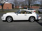 1991 Porsche 911 Grand Prix White