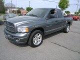 2005 Mineral Gray Metallic Dodge Ram 1500 SLT Quad Cab #47867020