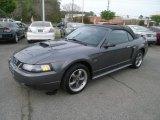 2003 Dark Shadow Grey Metallic Ford Mustang GT Convertible #47867025