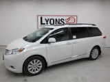 2011 Super White Toyota Sienna Limited AWD #47866393