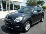 2011 Black Granite Metallic Chevrolet Equinox LTZ #47866721
