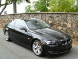 2008 Jet Black BMW 3 Series 335i Coupe #47866727