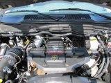2008 Dodge Ram 3500 ST Quad Cab 4x4 6.7 Liter Cummins OHV 24-Valve BLUETEC Turbo-Diesel Inline 6-Cylinder Engine