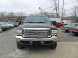2004 Black Ford F250 Super Duty Lariat Crew Cab 4x4 #47866806