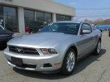 2011 Ingot Silver Metallic Ford Mustang V6 Premium Coupe #47866832