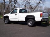 2003 GMC Sierra 2500HD Summit White