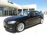 2011 Jet Black BMW 3 Series 335d Sedan #47866967