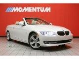 2011 Mineral White Metallic BMW 3 Series 328i Convertible #47866993