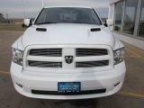 2011 Bright White Dodge Ram 1500 Sport Crew Cab 4x4 #47905933