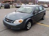 2007 Blue Granite Metallic Chevrolet Cobalt LS Sedan #47906382