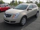 2011 Gold Mist Metallic Cadillac SRX FWD #47906404