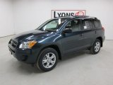 2011 Black Forest Metallic Toyota RAV4 I4 #47905355