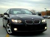 2008 Black Sapphire Metallic BMW 3 Series 328xi Coupe #47905968
