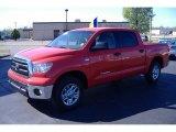 2010 Radiant Red Toyota Tundra CrewMax #47905986