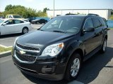 2011 Black Granite Metallic Chevrolet Equinox LT #47905771