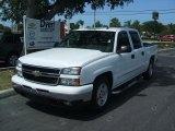 2006 Summit White Chevrolet Silverado 1500 LT Crew Cab #47905775