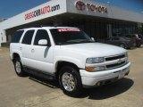 2004 Summit White Chevrolet Tahoe Z71 4x4 #47906179
