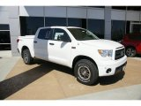 2011 Super White Toyota Tundra TRD Rock Warrior CrewMax 4x4 #47905598