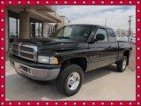 1998 Black Dodge Ram 1500 Laramie SLT Extended Cab 4x4 #47906000