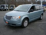 2010 Clearwater Blue Pearl Chrysler Town & Country LX #47905617