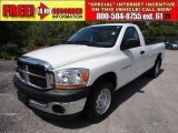 2006 Bright White Dodge Ram 1500 ST Regular Cab #47906441