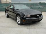 2011 Ebony Black Ford Mustang V6 Coupe #47906009