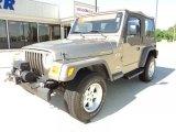 2006 Light Khaki Metallic Jeep Wrangler X 4x4 #47906213