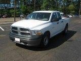 2010 Bright Silver Metallic Dodge Ram 1500 ST Quad Cab #47906455
