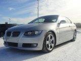 2008 Titanium Silver Metallic BMW 3 Series 328i Coupe #47905680