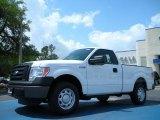 2011 Oxford White Ford F150 XL Regular Cab #47905839