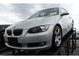 2008 Titanium Silver Metallic BMW 3 Series 328i Convertible #47905866