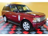 2004 Alveston Red Metallic Land Rover Range Rover HSE #47906272