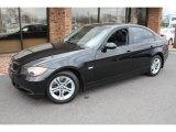 2008 Black Sapphire Metallic BMW 3 Series 328i Sedan #47905869