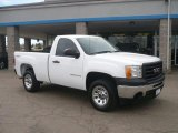 2009 GMC Sierra 1500 Work Truck Regular Cab 4x4