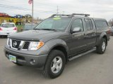 2008 Nissan Frontier LE Crew Cab 4x4 Data, Info and Specs