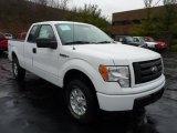 2011 Oxford White Ford F150 STX SuperCab 4x4 #47905888