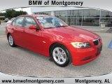 2008 Crimson Red BMW 3 Series 328i Sedan #47906077