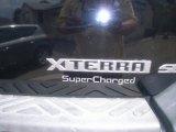 Nissan Xterra 2003 Badges and Logos