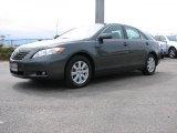2008 Magnetic Gray Metallic Toyota Camry XLE V6 #47906111