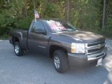 2011 Taupe Gray Metallic Chevrolet Silverado 1500 Regular Cab #47906551