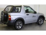 2002 Chevrolet Tracker ZR2 4WD Convertible Data, Info and Specs